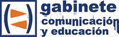 Logo Gabinete Comunicación y Educación